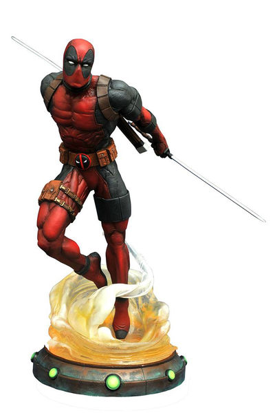Marvel Gallery Deadpool Pvc Figure JUN162394U