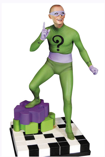 Batman 1966 1/6 Scale Riddler Maquette MAR168094I