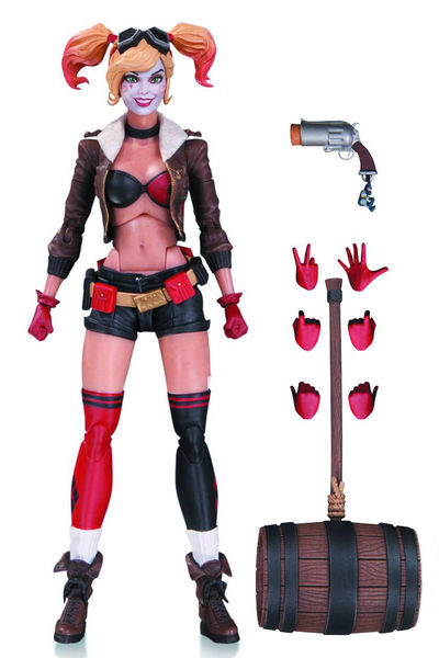 DC Designer Series Ant Lucia Harley Quinn Action Figure OCT160334Y