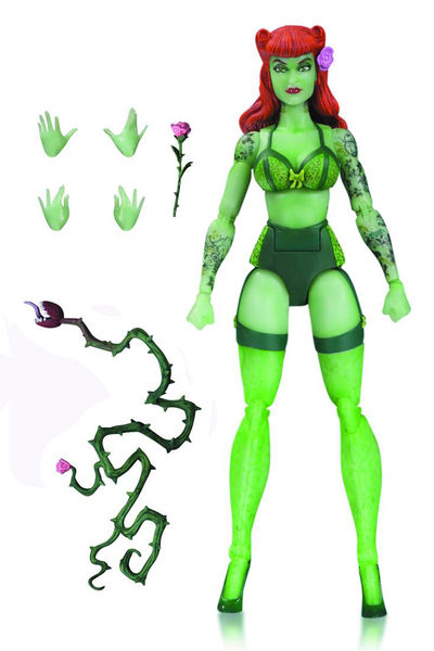 DC Designer Series Ant Lucia Poison Ivy Action Figure OCT160335Y