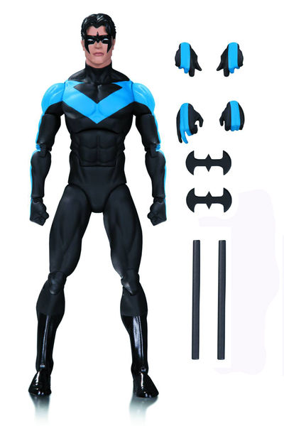 DC Icons Nightwing Action Figure MAR170454Y