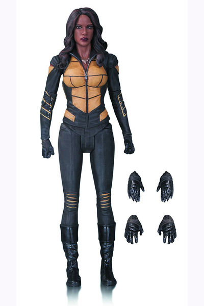 DC TV Arrow Vixen Action Figure NOV160372Y