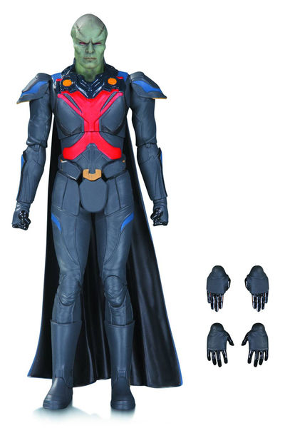 DC TV Supergirl Martian Manhunter Action Figure NOV160374Y