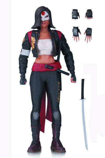 DC Films Suicide Squad Katana Action Figure JUN168032Y