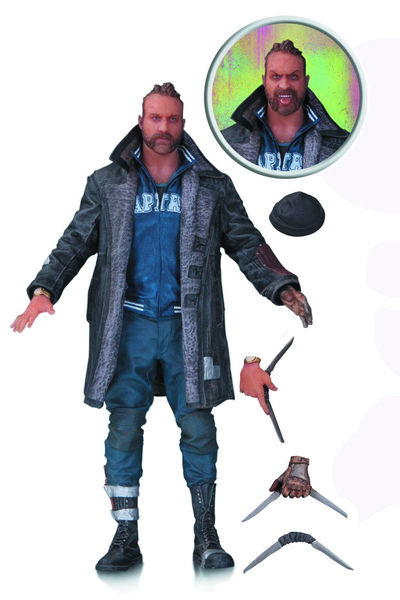 DC Films Suicide Squad Boomerang Action Figure JUN168038Y