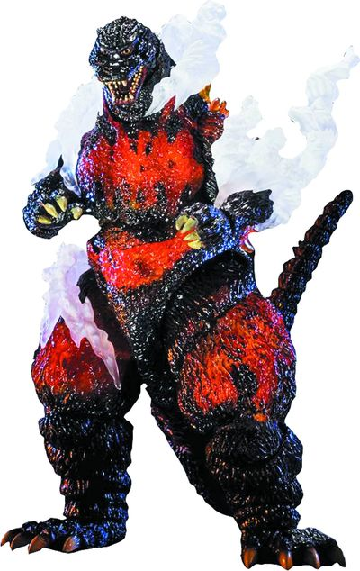 Godzilla 1995 S.h.MonsterArts Action Figure JUN168677J