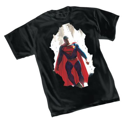 Image of Superman Breakthrough By Ross T-Shirt SM