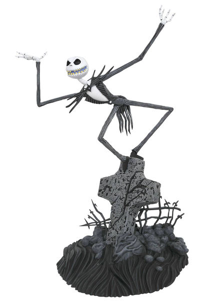 Nightmare Before Christmas Gallery Jack Pvc Figure JUN172629U