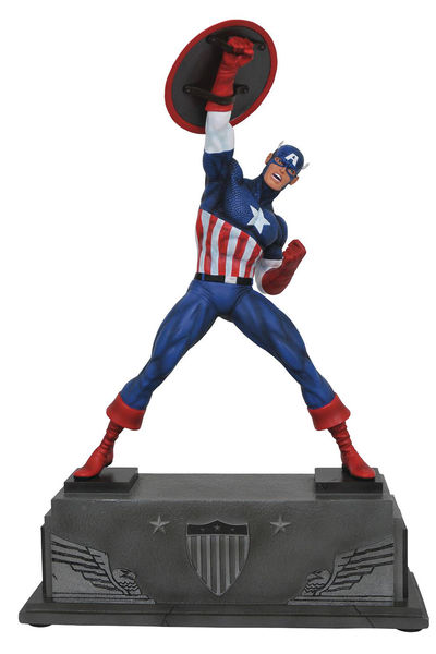 Marvel Premier Collection Captain America Statue JUN172632U