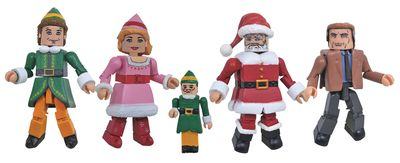 Elf Minimates Box Set JUN172647U