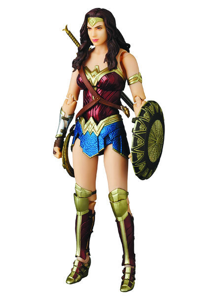 Wonder Woman: Wonder Woman Miracle Action Figure FEB178611