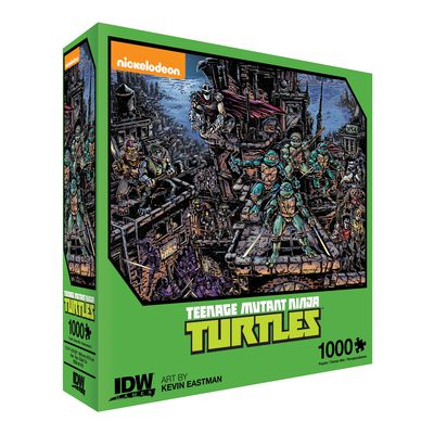 Teenage Mutant Ninja Turtles Universe Premium Puzzle