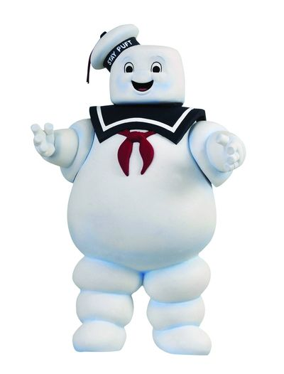 Ghostbusters Stay Puft Marshmallow Man Bank MAR094736U