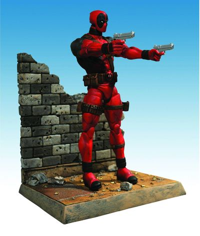 Marvel Select Deadpool Action Figure MAR101468I