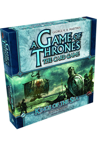 Game Thrones LCG Kings of the Sea Exp Set Rev Ed