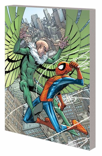 Amazing Spider-Man Young Readers Novel TPB Vol. 2 Vulture MAR120668D