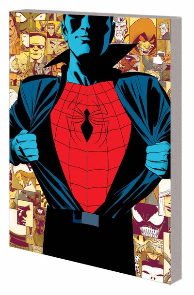 Spider-Man Big Time Ultimate Collection TPB MAR120678D
