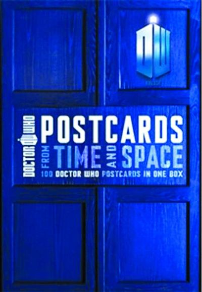 Doctor Who Postcards From Time & Space Set MAR121365H