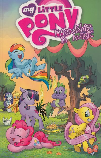 My Little Pony Friendship Is Magic TPB Vol. 01 MAR130366E