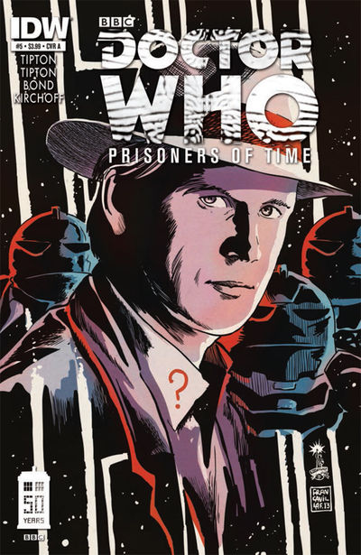 Doctor Who Prisoners Of Time #5 (of 12)