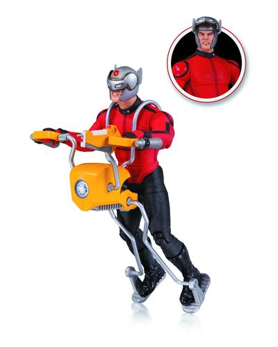 DC Comics New 52 Orion With Astro Harness Action Figure MAR140305Y