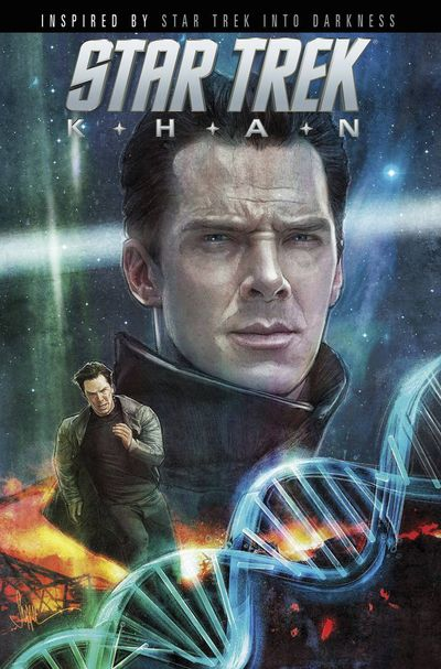 Star Trek Khan TPB MAR140369E
