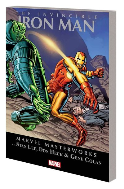 Marvel Masterworks Invincible Iron Man TPB Vol. 03 MAR140772D