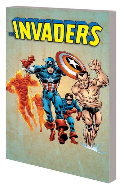 Invaders Classic TPB Complete Collection Vol. 01 MAR140783D