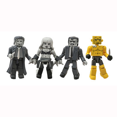 Sin City Minimates Series 1 Set MAR141948U