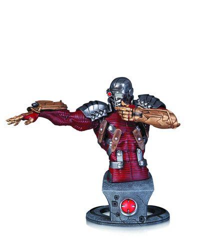DC Comics Super Villains Deadshot Bust