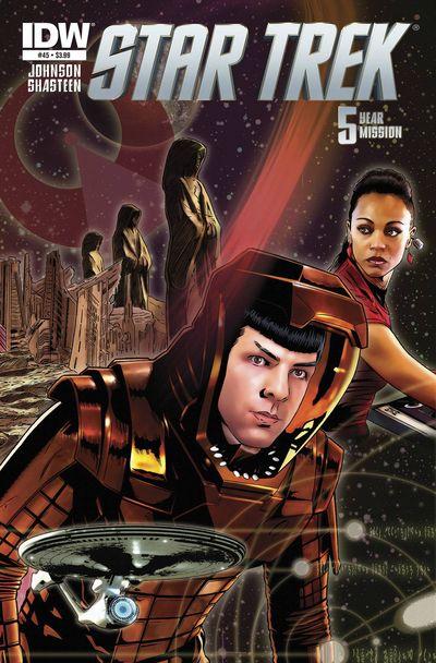 Star Trek Ongoing #45