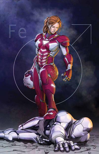 Superior Iron Man #9