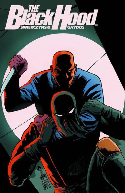 Black Hood #4