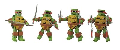 Teenage Mutant Ninja Turtles Mirage Minimates Set MAR152069U