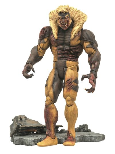 Marvel Select Zombie Sabretooth Action Figure MAR152070I