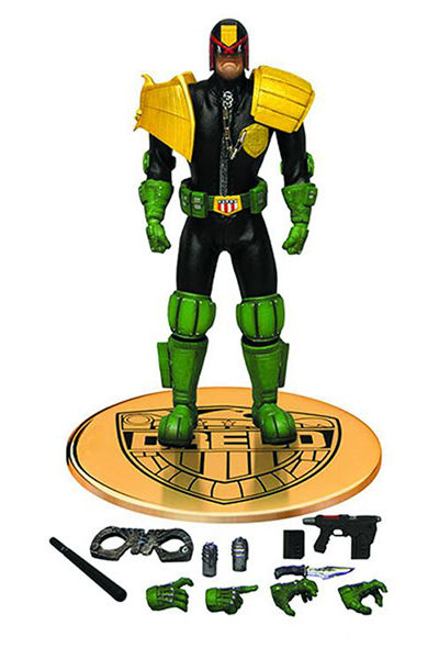 One-12 Collective Judge Dredd Action Figure MAR152110I