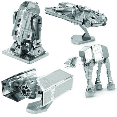 Metalearth Star Wars Vehicle Model 64pc Ds
