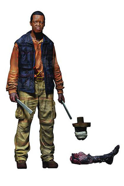 Walking Dead TV Series 8 Bob Stookey Figure MAR158597SINGLE