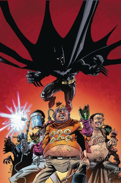 All Star Section 8 TPB MAR160263D