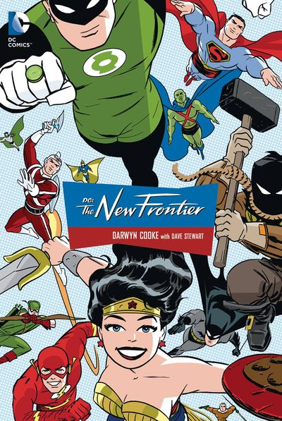 DC The New Frontier TPB MAR160267D