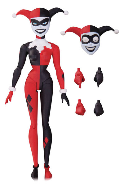 Batman Animated Series/New Batman Adventures Harley Quinn Action Figure MAR160314Y