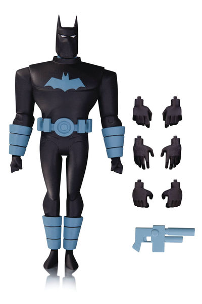 Batman Animated Series/New Batman Adventures Anti Firesuit Batman Action Figure MAR160316Y