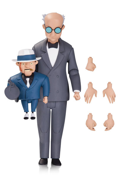 Batman Animated Series/New Batman Adventures Scarface Action Figure MAR160317Y