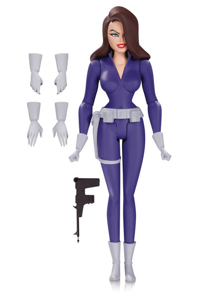 Batman Animated Series/New Batman Adventures Talia Al Ghul Action Figure MAR160320Y