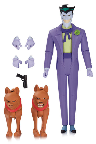 Batman Animated Series/New Batman Adventures Joker Action Figure MAR160321Y