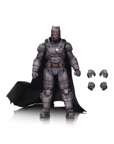 DC Films Armored Batman Premium Action Figure MAR160323Y