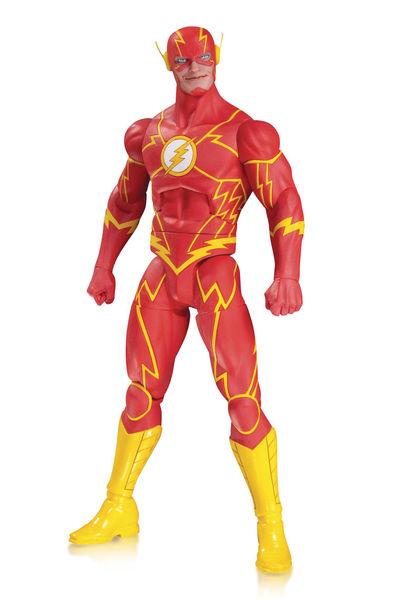 DC Comics Designer Series Capullo Flash Action Figure MAR160330Y