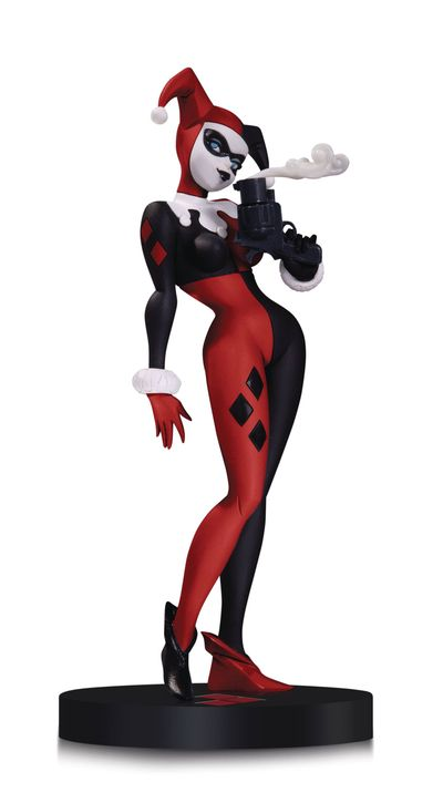 DC Designer Series Harley Quinn By Bruce Timm Statue