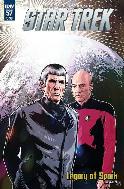 Star Trek Ongoing #57