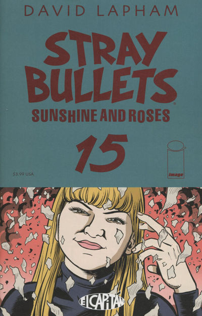 Stray Bullets Sunshine & Roses #15